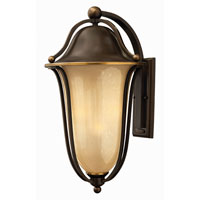 Hinkley Lighting Bolla 2 Light Outdoor Wall Lantern in Olde Bronze 2639OB-EST photo thumbnail