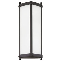 Hinkley 2660MR Draper LED 15 inch Museum Bronze Outdoor Wall Mount