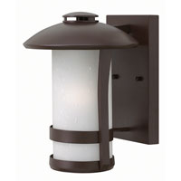 Hinkley Lighting Chandler 1 Light Outdoor Wall in Anchor Bronze 2700AR-GU24
