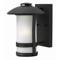Hinkley 2700BK-GU24 Chandler 1 Light 12 inch Black Outdoor Wall in GU24 photo thumbnail