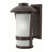 Hinkley Lighting Chandler 1 Light Outdoor Wall in Anchor Bronze 2704AR-GU24