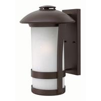 Hinkley Lighting Chandler 1 Light Outdoor Wall in Anchor Bronze 2705AR-GU24