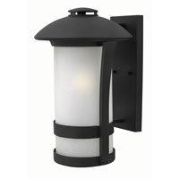 Chandler 14 Light 17 inch Black Outdoor Wall in GU24