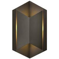 Hinkley 2714BZ Lex LED 15 inch Bronze Outdoor Wall Mount
