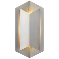Hinkley Lighting Lex 1 Light Outdoor Wall in Stainless Steel 2715SS