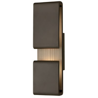 Hinkley 2815OZ Contour LED 22 inch Oil Rubbed Bronze Outdoor Wall Mount