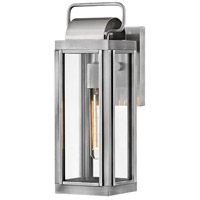 Hinkley Aluminum Harbor Outdoor Wall Lights