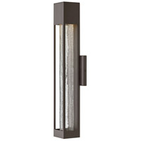Hinkley 2854BZ Vapor 1 Light 21 inch Bronze Outdoor Wall Mount, Medium