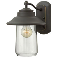 Hinkley 2860OZ Belden Place 1 Light 11 inch Oil Rubbed Bronze Outdoor Wall Mount, Small