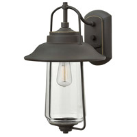Hinkley Lighting Belden Place 1 Light Outdoor Wall in Oil Rubbed Bronze 2864OZ