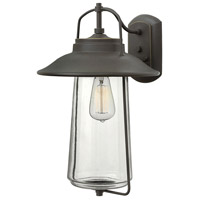 Hinkley Lighting Belden Place 1 Light Outdoor Wall in Oil Rubbed Bronze 2865OZ