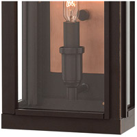 Hinkley 2910OZ Sutcliffe 1 Light 14 inch Oil Rubbed Bronze Outdoor Wall Mount alternative photo thumbnail