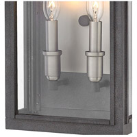Hinkley 2914DZ-LL Sutcliffe LED 17 inch Aged Zinc Outdoor Wall Mount alternative photo thumbnail