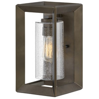 Hinkley 29300WB Rhodes 1 Light 13 inch Warm Bronze Outdoor Sconce, Open Air