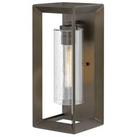Hinkley 29302WB Rhodes 1 Light 17 inch Warm Bronze Outdoor Sconce, Open Air