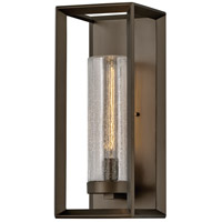 Hinkley 29309WB Rhodes 1 Light 22 inch Warm Bronze Outdoor Wall Mount, Open Air