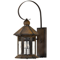 Westwinds 2 Light 20 inch Sienna Outdoor Wall Mount