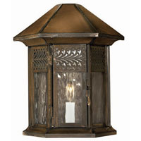 Hinkley Lighting Westwinds 1 Light Outdoor Wall Lantern in Sienna 2994SN