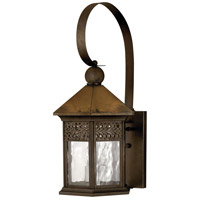 Westwinds 3 Light 23 inch Sienna Outdoor Wall Lantern