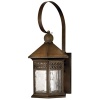Hinkley 2996SN Westwinds 3 Light 28 inch Sienna Outdoor Wall Lantern