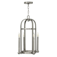 Hinkley Lighting Landon 4 Light Foyer in Brushed Nickel 3013BN