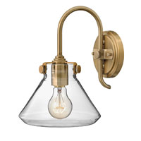 Hinkley Lighting Congress 1 Light Sconce in Brushed Caramel 3176BC