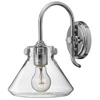 Hinkley Lighting Congress 1 Light Sconce in Chrome 3176CM