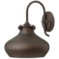 Hinkley 3178OZ Congress 1 Light 10 inch Oil Rubbed Bronze Sconce Wall Light