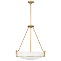 Hinkley 3224HB Hathaway 5 Light 27 inch Heritage Brass Chandelier Ceiling Light