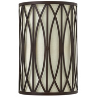 Hinkley 3292VZ Walden 2 Light 8 inch Victorian Bronze ADA Sconce Wall Light