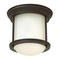 Hinkley Lighting Hadley 1 Light Flush Mount in Oil Rubbed Bronze 3300OZ-LED