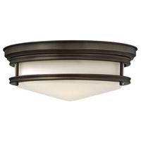 Hinkley 3301OZ-LED Hadley LED 14 inch Oil Rubbed Bronze Foyer Light Ceiling Light