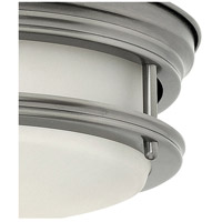 Hinkley 3301AN-LED Hadley LED 14 inch Antique Nickel Foyer Flush Mount Ceiling Light alternative photo thumbnail