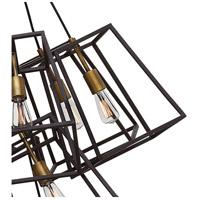 hinkley 3358bz fulton 13 light 34 inch bronze foyer light ceiling light