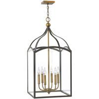 Hinkley 3414BZ Clarendon 6 Light 16 inch Bronze/Heirloom Brass Foyer Light Ceiling Light