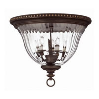 Hinkley Cambridge Flush 5Lt Foyer in Olde Bronze 3611OB photo thumbnail