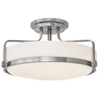 Hinkley 3643BN-LED Harper LED 18 inch Brushed Nickel Foyer Light Ceiling Light