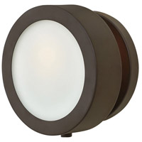 Hinkley 3650OZ Mercer 1 Light 7 inch Oil Rubbed Bronze ADA Sconce Wall Light