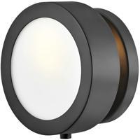 Hinkley 3650BK Mercer 1 Light 7 inch Black ADA Sconce Wall Light