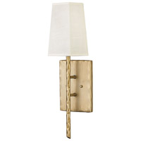 Tress 1 Light 6 inch Champagne Gold ADA Wall Sconce Wall Light