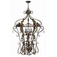 Hinkley Lighting Veranda 12 Light Hanging Foyer in Summerstone 3729SU photo thumbnail