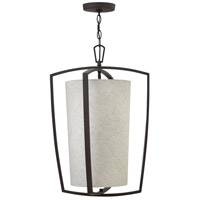 Hinkley 3793KZ Blakely 3 Light 17 inch Buckeye Bronze Foyer Light Ceiling Light