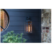 Hinkley 2805DZ Porter 1 Light 25 inch Aged Zinc Outdoor Wall Mount, Large alternative photo thumbnail