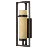 Hinkley Lighting Cordillera 1 Light Sconce in Rustic Iron 4090RI