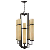 Hinkley 4099RI Cordillera 10 Light 26 inch Rustic Iron Hanging Foyer Ceiling Light