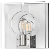 Hinkley 41310PNI Ludlow 1 Light 10 inch Polished Nickel Wall Sconce Wall Light