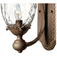 Hinkley 4140PZ Plantation 1 Light 6 inch Pearl Bronze Sconce Wall Light alternative photo thumbnail