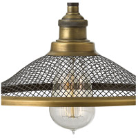 Hinkley 4367KZ Rigby 1 Light 10 inch Buckeye Bronze Pendant Ceiling Light alternative photo thumbnail