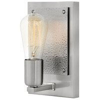 Hinkley 4390BN Everett 1 Light 5 inch Brushed Nickel ADA Sconce Wall Light