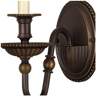 Hinkley 4410OB Cambridge 1 Light 5 inch Olde Bronze Sconce Wall Light alternative photo thumbnail